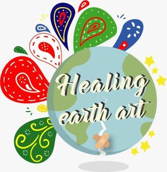 Healing Earth Art